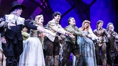 Something Rotten! - Opening - wide - 4/15 - Brian d'Arcy James - Heidi Blickenstaff - Christian Borle - Kate Reinders - Brooks Ashmanskas