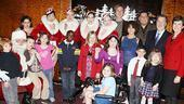 Make-A-Wish Foundation at The Radio City Christmas Show - group shot