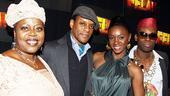 Fela Opening Night - Lillias White - Kevin Mambo - Saycon Sengbloh - Sahr Ngaujah