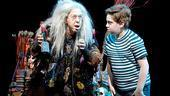 The Addams Family - Show Photos - Jackie Hoffman - Adam Riegler