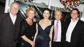 A Little Night Music Opening – father – mother – Catherine Zeta-Jones – Michael Douglas – brother