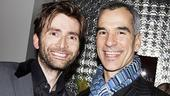 Legally Blonde London opening – David Tennant – Jerry Mitchell