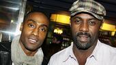 Legally Blonde London opening – Simon Webbe – Idris Elba