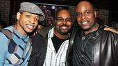 Memphis 100th Performance - Derrick Baskin - James Monroe Iglehart - J. Bernard Calloway