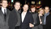 View from the Bridge Opening Night – Patrick Heusinger – Cotter Smith – Sean Dugan –Connie Ray – Maddie Corman – Patrick Breen