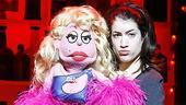 Sarah Stiles as Lucy T. Slut in Avenue Q.