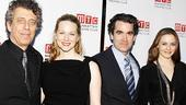 Time Stands Still Opening Night – Eric Bogosian – Laura Linney – Brian d'Arcy James – Alicia Silverstone