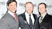 Vineyard Gala Honoring John Kander – Michael Berresse – Hunter Bell – Jeff Bowen