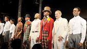 Scottsboro Boys Opening Night – another curtain call
