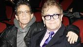 Next Fall First Opening - Lou Reed - Elton John