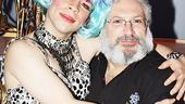 Harvey Fierstein at La Cage aux Folles Rehearsal – Robin De Jesus – Harvey Fierstein