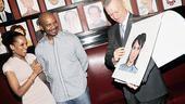 Race stars at Sardi's – Kerry Washington – David Alan Grier – Max Klimivicius