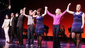 Everyday Rapture Opening Night – Michele Lynch – Michael Mayer – Dick Scanlan – Sherie Rene Scott – cast