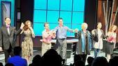 White's Lies opening – curtain call