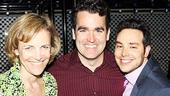 Brian d'Arcy James Returns to Next to Normal – Barbara Whitman – Brian d'Arcy James – Patrick Catullo