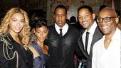 Fela Tony Award Nomination Party – Beyonce – Jada Pinkett – Jay-Z – Will Smith – Bill T. Jones
