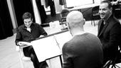 High rehearsal – Evan Jonigkeit – Matthew Lombardo – Rob Ruggiero