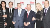 MTC Gala - 2014 - OP - 5/14 - Lynne Meadow - Thomas Secunda - Michael Bloomberg - Judith Light - Barry Grove