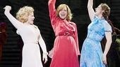 9 to 5 - Show Photo - Megan Hilty - Allison Janney - Stephanie J. Block (hands up)