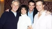 Beth Leavel debut in Mamma Mia – Beth Leavel – John Dossett – David Andrew MacDonald – Patrick Boll