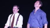 A Steady Rain Opening - 2 - Daniel Craig - Hugh Jackman Curtain Call