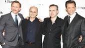 A Steady Rain Opening - 5 - Daniel Craig - Keith Huff - John Crowley - Hugh Jackman