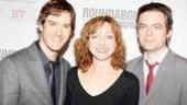 Bye Bye Birdie Opening Night - Mark-Paul Gosselaar - Julie White - Justin Kirk
