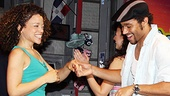 Corbin Bleu opens at In the Heights - Corbin Bleu - Marcy Harriell