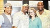 Memphis CD Signing – Derrick Baskin – J. Bernard Calloway – Cass Morgan – James Monroe Iglehart