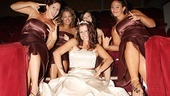 Rock of Ages Wedding - Bridesmaids
