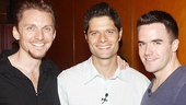 Next to Normal Times Talks Event – Jason Danieley – Tom Kitt – Brian Crum