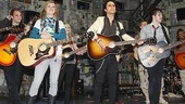 Billie Joe Idiot – Theo Stockman – Libby Winters – Billie Joe Armstrong – John Gallagher Jr