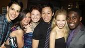 Freckleface Strawberry Opening Night – Joey Haro – Kimiko Glenn – Hayley Podschun – Andrew Crispi – Jessica Bishop – Mykal Kilgore