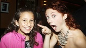 Freckleface Strawberry Opening Night – Hayley Podschun – young fan