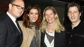 A Life in the Theatre Opening Night – Chris Bauer – Kate Walsh – Laura Bauer – Gary Wilmes