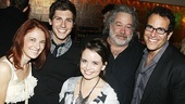 A Life in the Theatre Opening Night – Hayley Podschun – Curt Hansen – Phoebe Strole – Tom Hulce – Michael Mayer