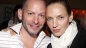 A Life in the Theatre Opening Night – Jason P. Hayes – Uma Thurman