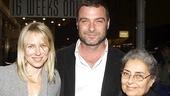 Bloody Bloody Andrew Jackson opening night – Naomi Watts – Liev Schreiber – Heather Milgram