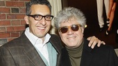 Women on the Verge Opening Night – John Turturro – Pedro Almodovar