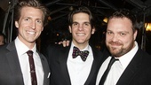 Pee-wee opens – Josh Meyers – Alex Timbers – Drew Powell