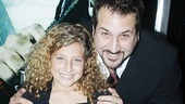 Harry Potter 7 – Joey Fatone – daughter Brianna