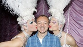 Kylie Minogue & Graham Norton at La Cage aux Folles – Graham Norton – Cagelles (kiss)