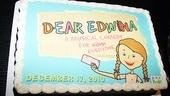 Dear Edwina Opening Night – cake