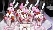 Freckleface Strawberry Sundae Event – sundae