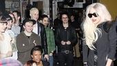 American Idiot Gaga – Lady Gaga cast 2