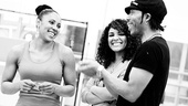 Baby It's You Rehearsal – Kyra Da Costa – Crystal Starr Knighton – Geno Henderson