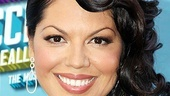 How to Succeed Opening Night – Sara Ramirez