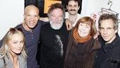 Stiller Bengal – Christine Taylor – Glenn Davis – Robin Williams – Arian Moayed – Anne Meara – Ben Stiller