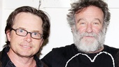 Bengal Tiger celebs -  Michael J. Fox – Robin Williams