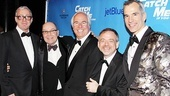 Catch Me If You Can Opening Night – Scott Wittman – Jack O'Brien – Frank Abagnale Jr. – Marc Shaiman – Jerry Mitchell